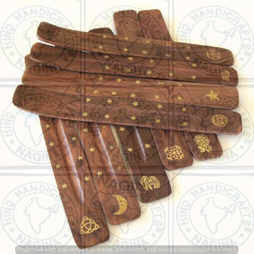 HHC213 Wooden Incense Stick Holder