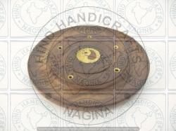 HHC214 Wooden Incense Stick Holder