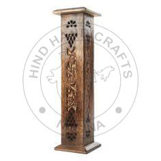 HHC218 Wooden Incense Stick Tower