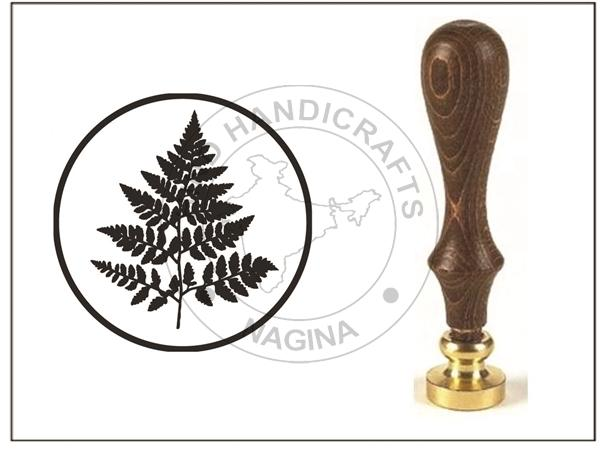 HHC24 Brass Wood Stamp