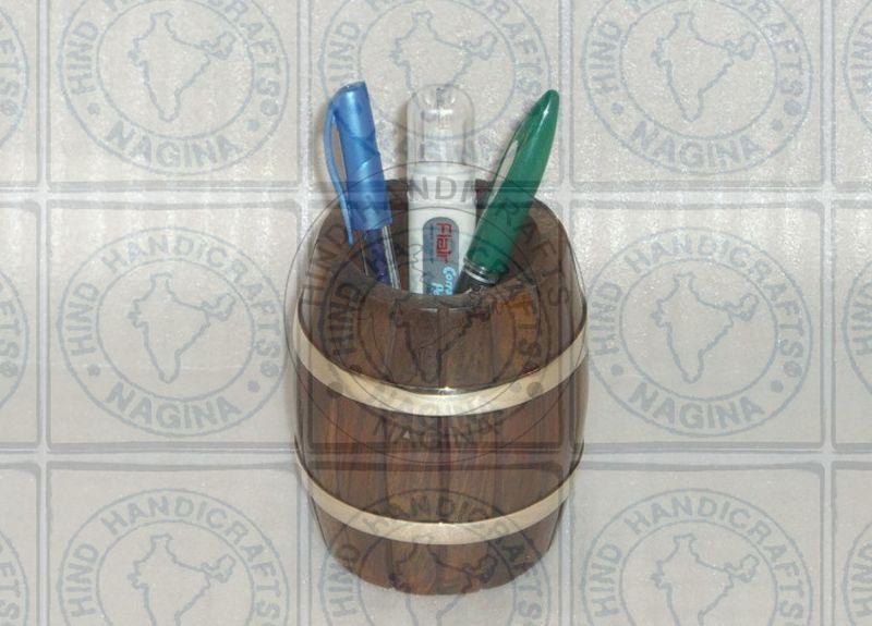 HHC241 Wooden Pen Holder