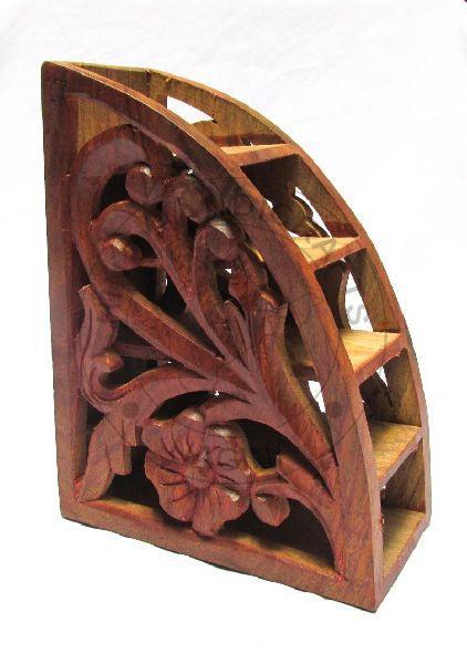 HHC253 Wooden Remote Holder or Rack
