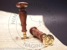 HHC26 Brass Wood Stamp