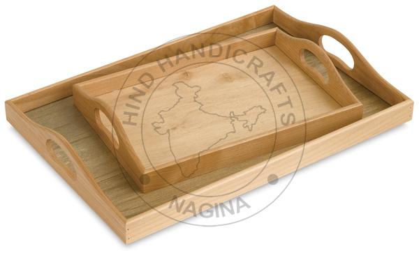 HHC268 Wooden Serving Tray