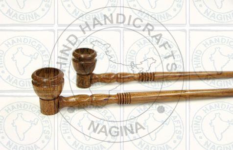 HHC278 Wooden Smoking Pipe