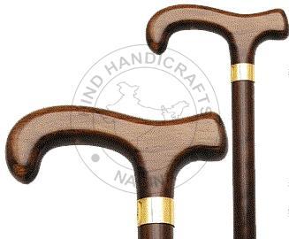 HHC281 Wooden Walking Stick