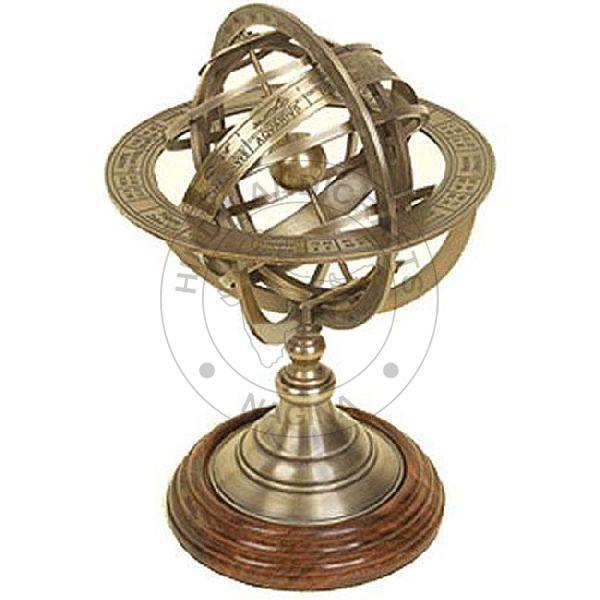 HHC65 Nautical Globe