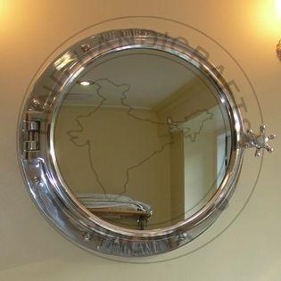 HHC68 Nautical Porthole Mirror