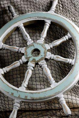 HHC81 Nautical Ship Wheel