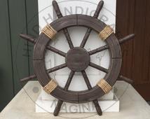 HHC82 Nautical Ship Wheel