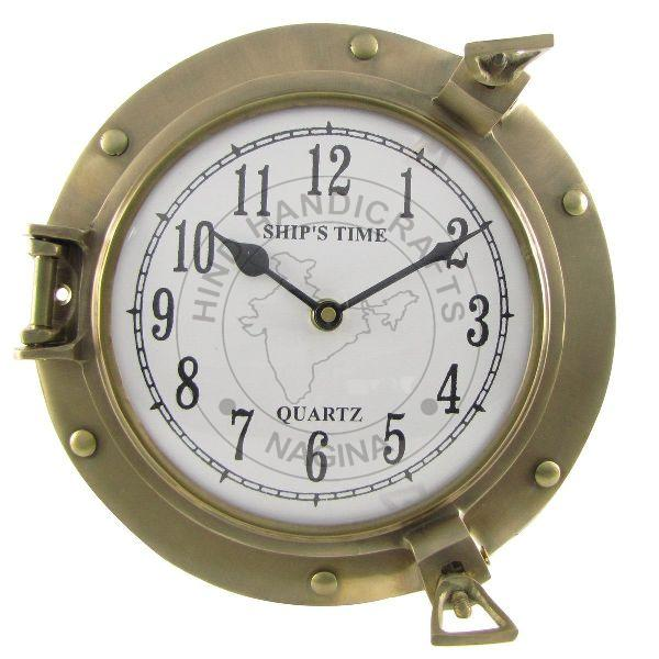HHC88 Nautical Wall Clock