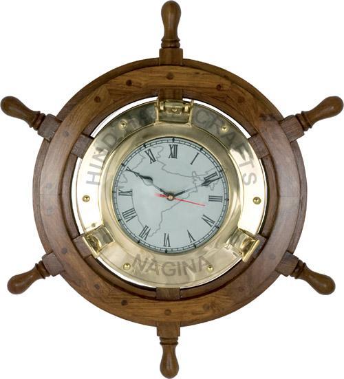 HHC89 Nautical Wall Clock