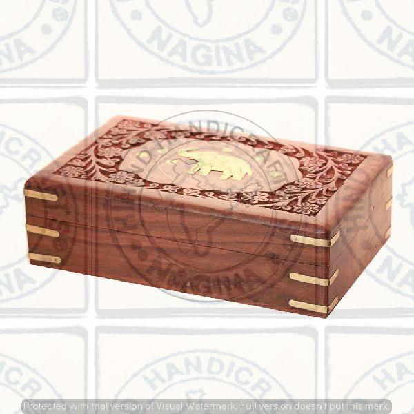 HHC97 Rosewood Jewelry Box