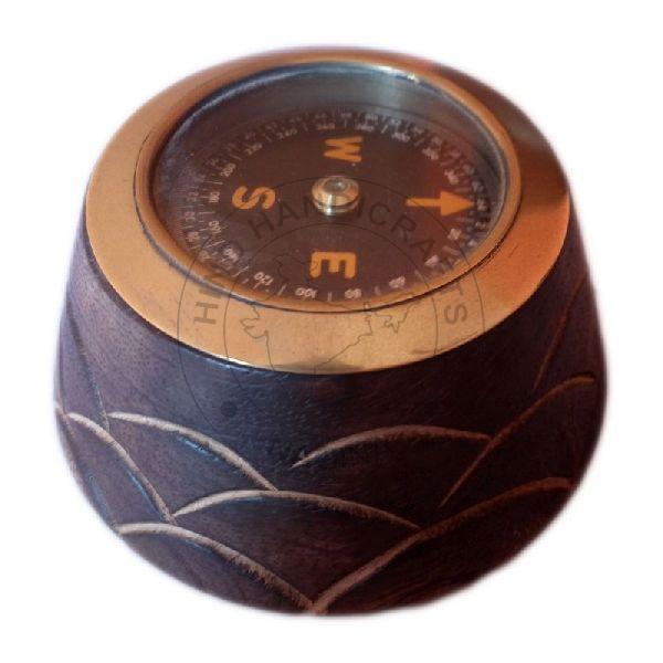 HHCCM3 Antique Compass