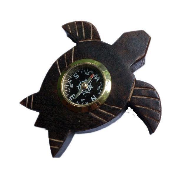 HHCCM6 Antique Compass