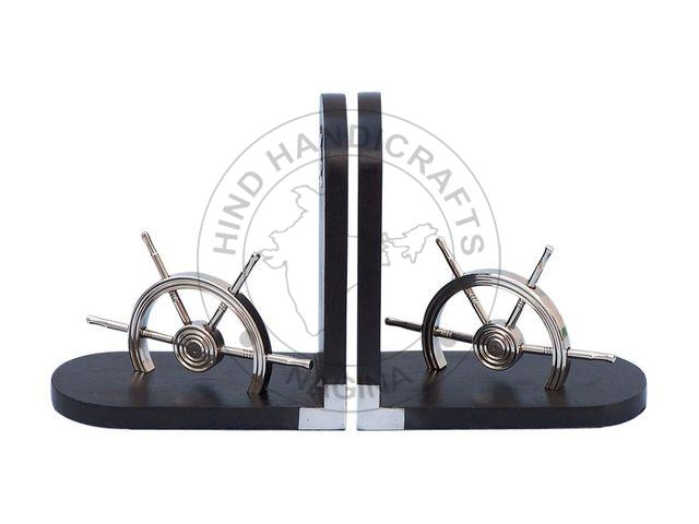 HHWC-NDC-130 Wooden Bookend