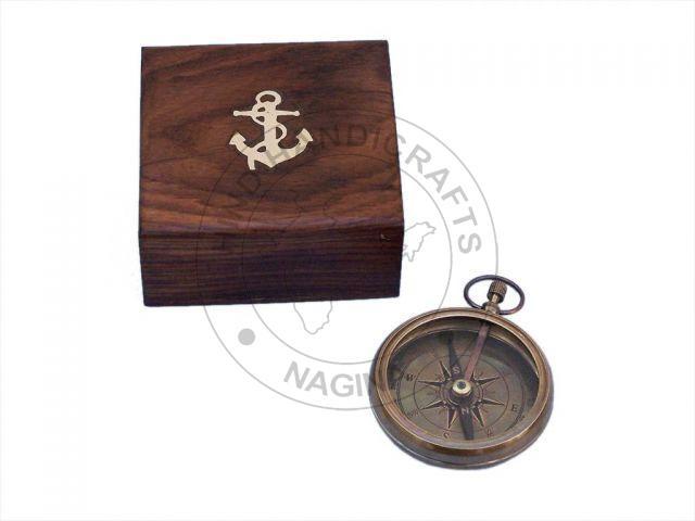 HHWC-NDC-93 Antique Compass