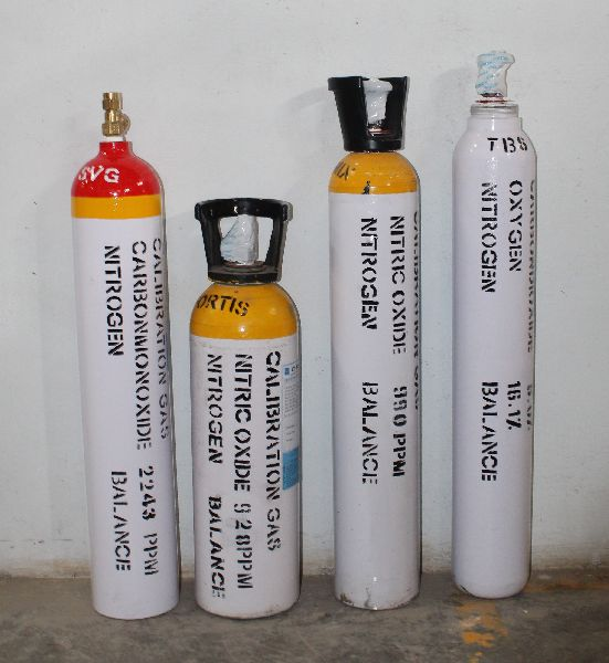 Environmental Monitoring Gas Mixture