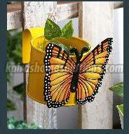 Butterfly Planter 03