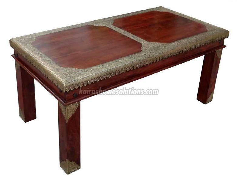 Wooden Table 02
