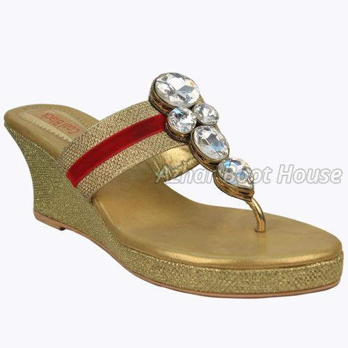 Ladies Fancy Sandal 01
