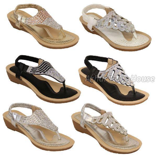 Ladies Fancy Sandal 04