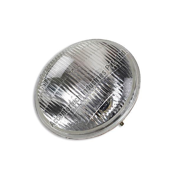 H4 Head Lamp Round (7 Inches) (without Tube)