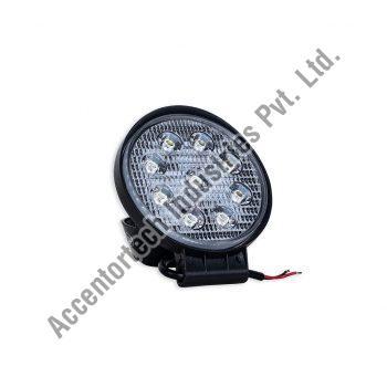 Round Auxiliary Lamp (9 LED)