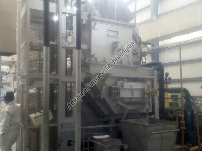 300 Kg Tower Melting Furnace