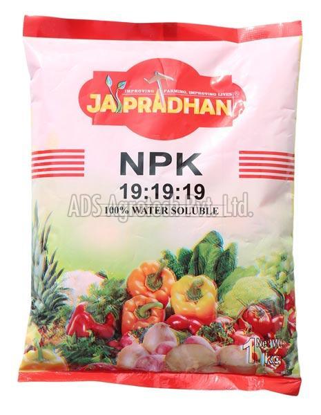 NPK 19-19-19 Water Soluble Fertilizer