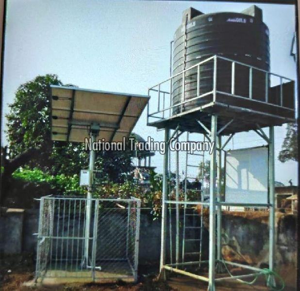 Solar Water Pumping System 06