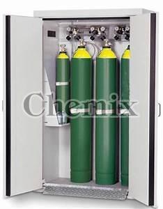 Gas Cylinder Storage Cabinet 01