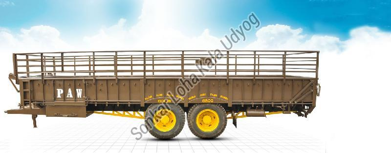 Tractor Trolley 01