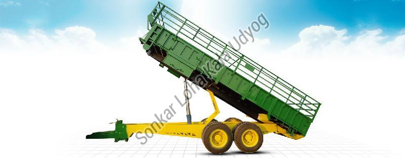 Tractor Trolley 02