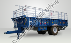 Tractor Trolley 13