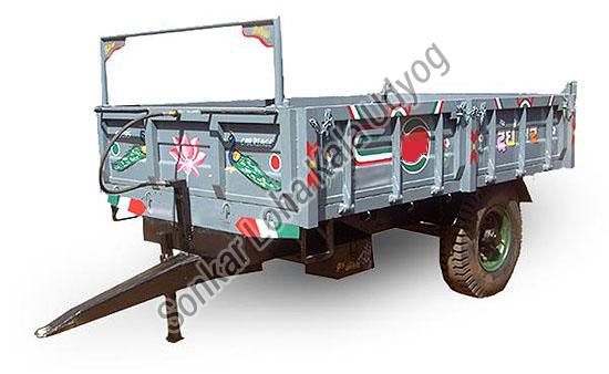 Tractor Trolley 17