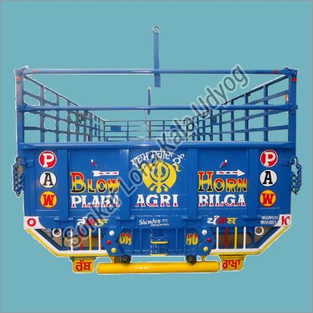 Tractor Trolley 18