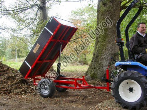 Tractor Trolley 19