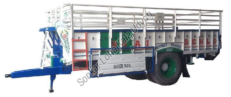 Tractor Trolley 20