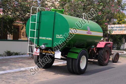 Tractor Water Tanker 02