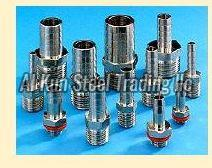 Nipple & Connector Hose Fitting 01