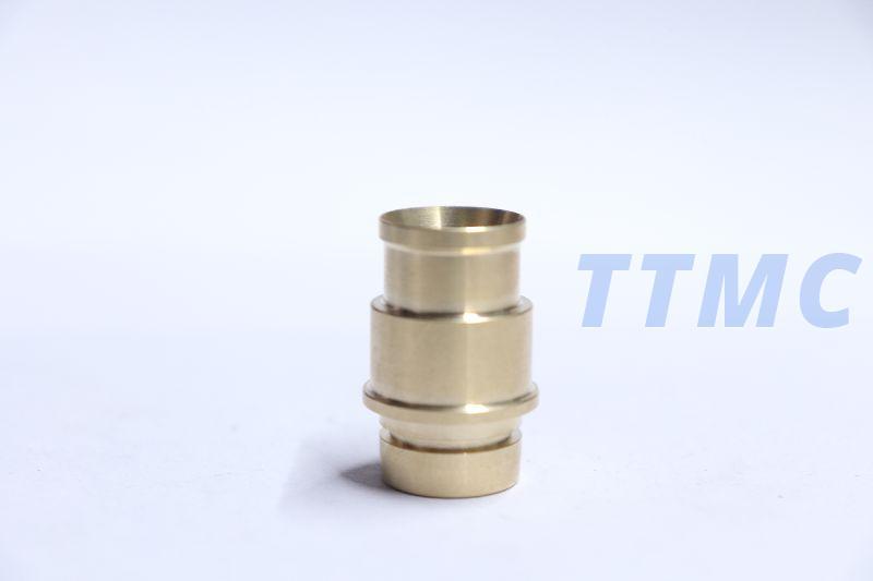 Brass RF Connector 01
