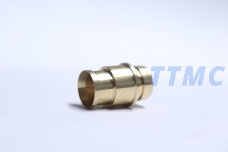 Brass RF Connector 02