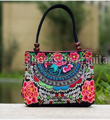 Embroidered Bag 03