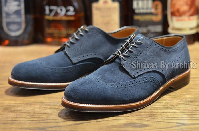 Suede Footwear 02