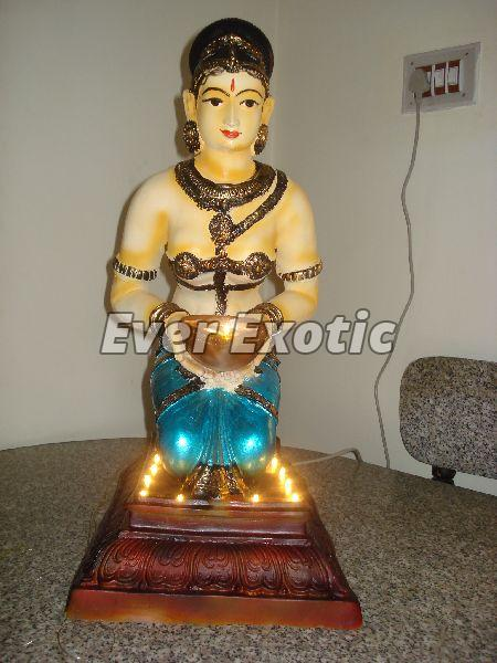 Fiber Statue 08
