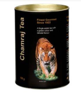 Chamraj BOP 100gms Canister Tea