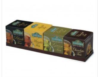 Chamraj Four in One Gift Pack 80g Tea