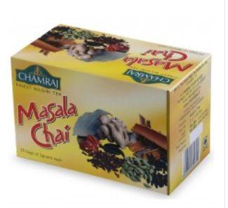 Chamraj Masala Chai in Dip Bags 50g Tea