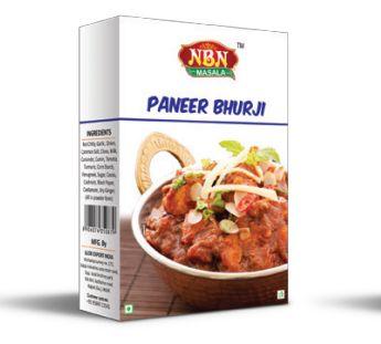 Paneer Bhurji Gravy Masala